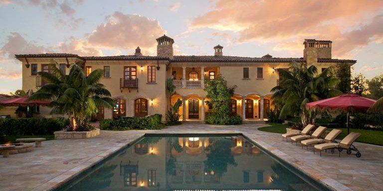 Just sold beautiful estate in ennisbrook in montecito - Maison rustique luxe montecito grant ...