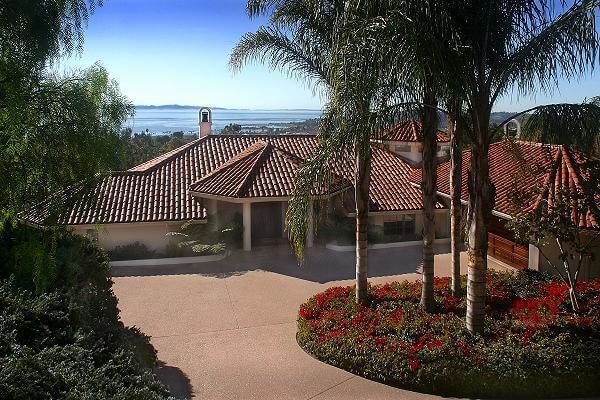 Santa Barbara Ocean View Real Estate